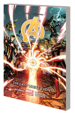AVENGERS VOL. 2: THE LAST WHITE EVENT TPB  (Trade Paperback)