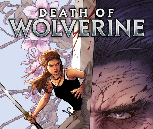 DEATH OF WOLVERINE 3 (WITH DIGITAL CODE)