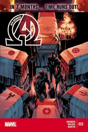 New Avengers (2013) #25