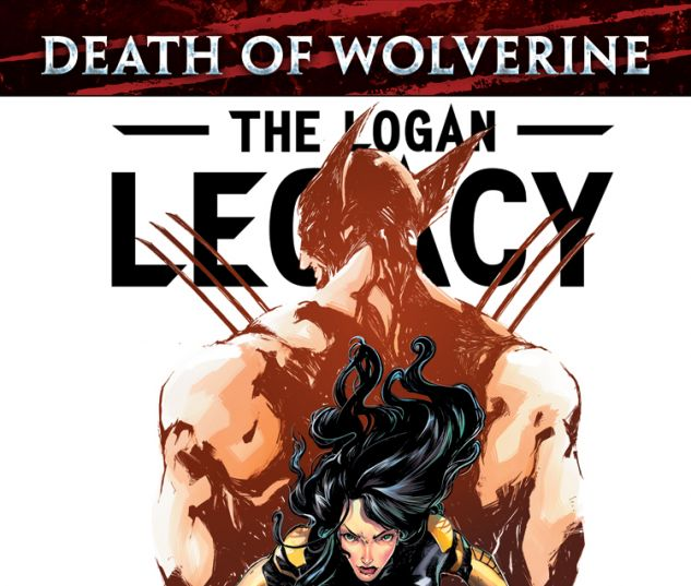 DEATH OF WOLVERINE: THE LOGAN LEGACY 2 (WITH DIGITAL CODE)