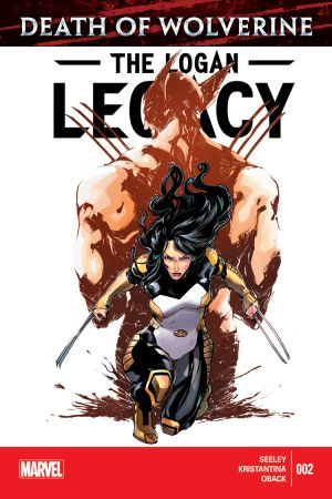 Death of Wolverine: The Logan Legacy (2014) #2