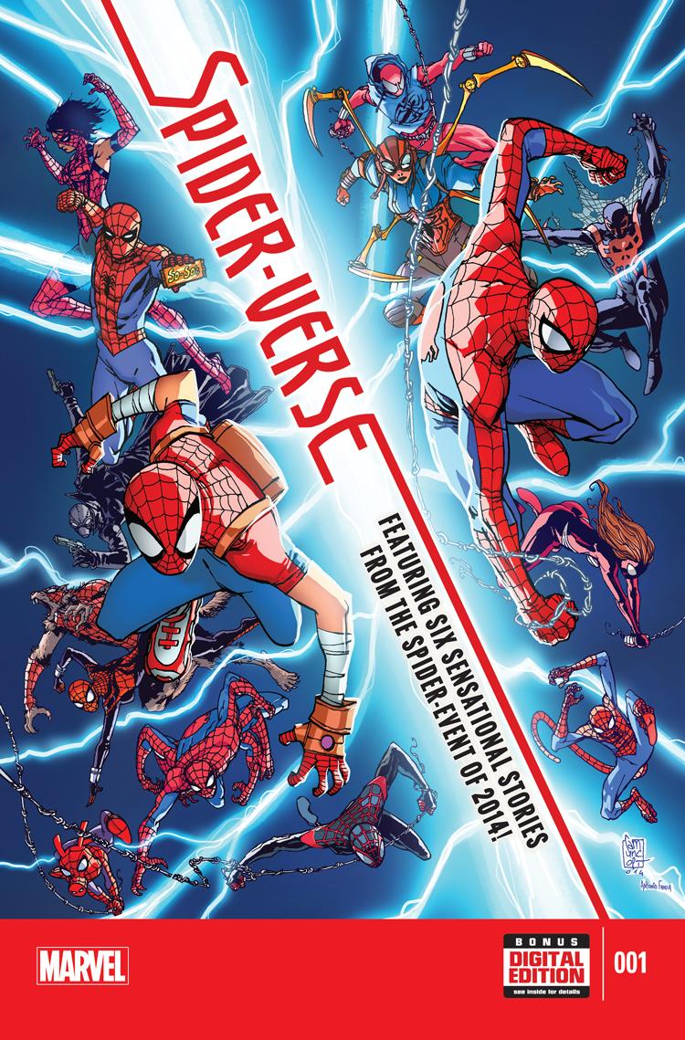 Spider-Verse (2014) #1
