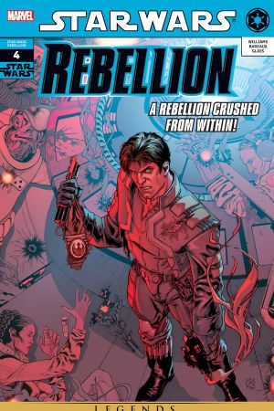 Star Wars: Rebellion (2006) #4