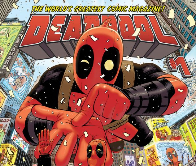 DEADPOOL 1 (WITH DIGITAL CODE)