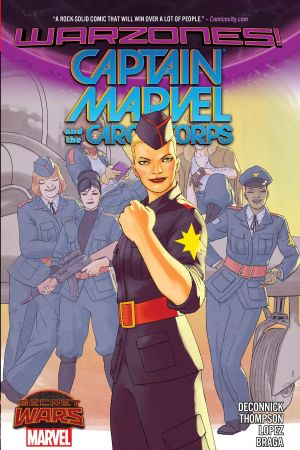 Captain Marvel & the Carol Corps (Trade Paperback)