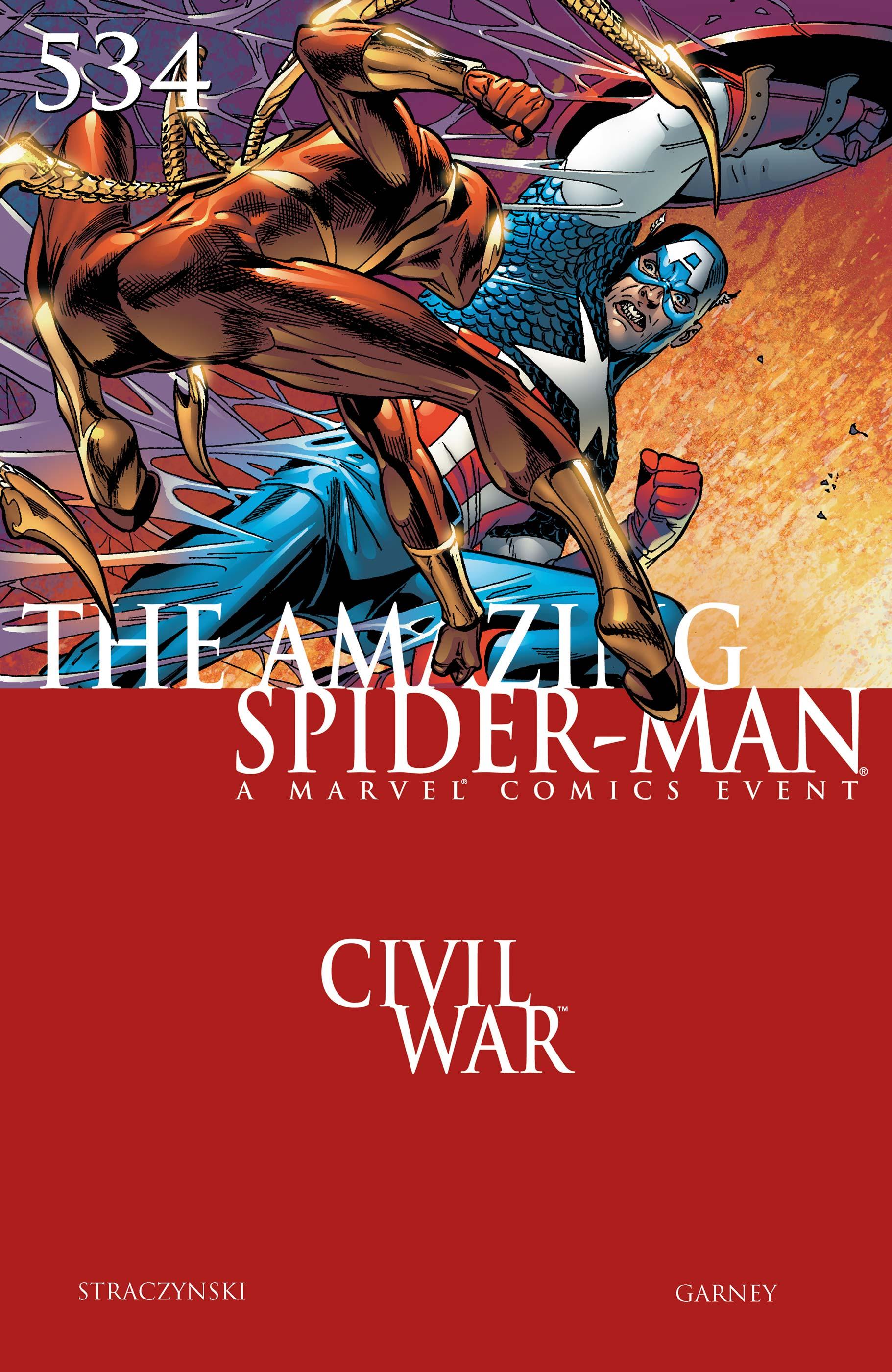 Amazing Spider-Man (1999) #534