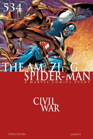 Amazing Spider-Man #534