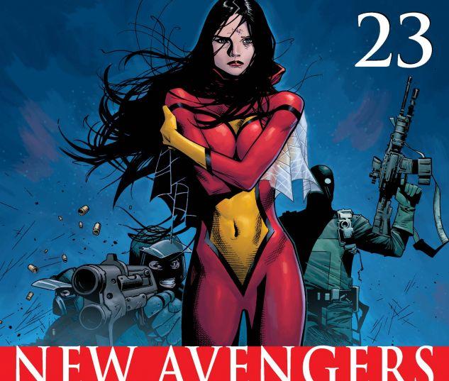 New Avengers (2004) #23