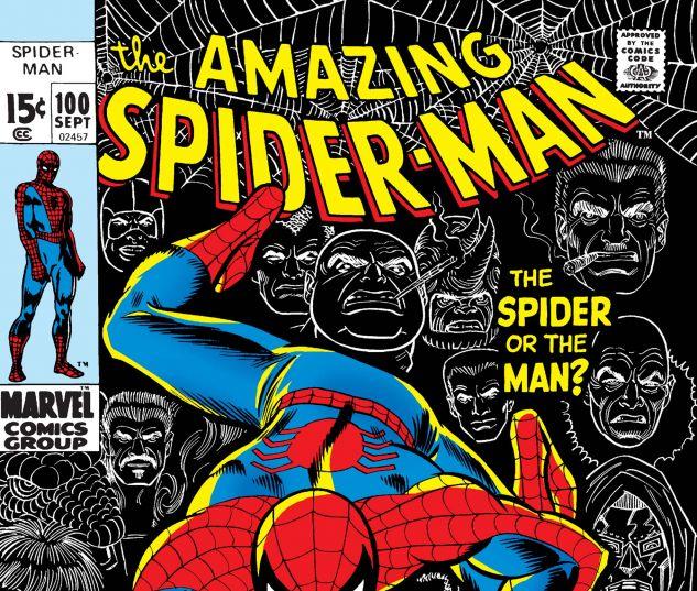 Amazing Spider-Man (1963) #100