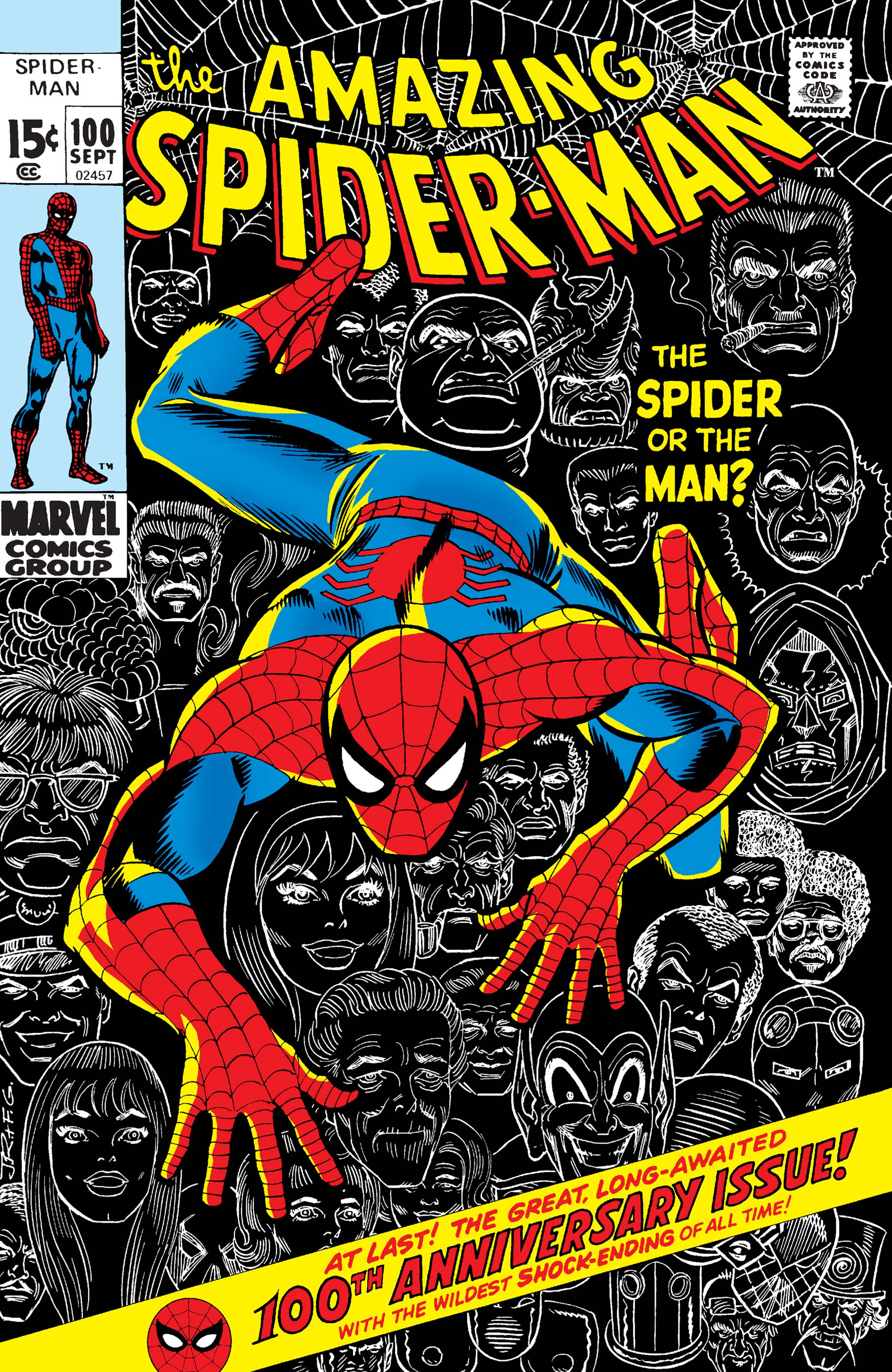 The Amazing Spider-Man (1963) #100