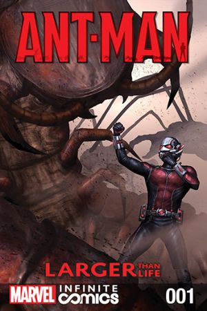 Ant-Man: Larger than Life (2016)