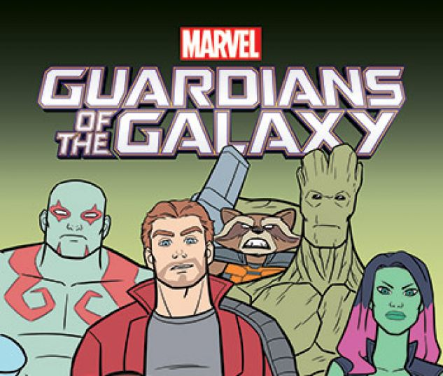 cover to GUARDIANS OF THE GALAXY: TBD INFINITE COMIC (2016) #3