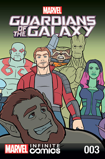 Guardians of the Galaxy: Awesome Mix (2016) #3