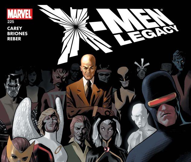X-Men Legacy (2008) #225