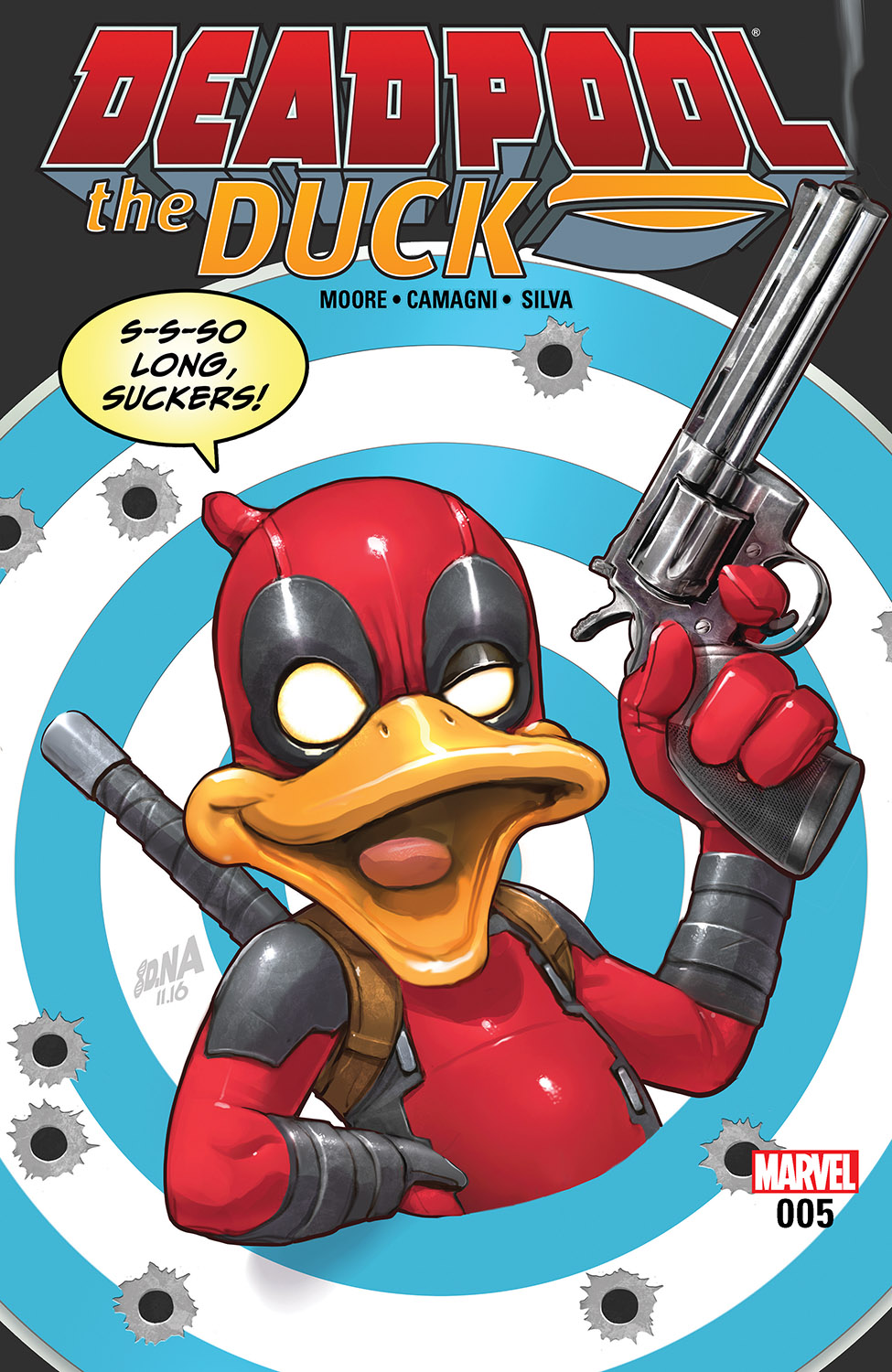 Deadpool the Duck (2017) #5