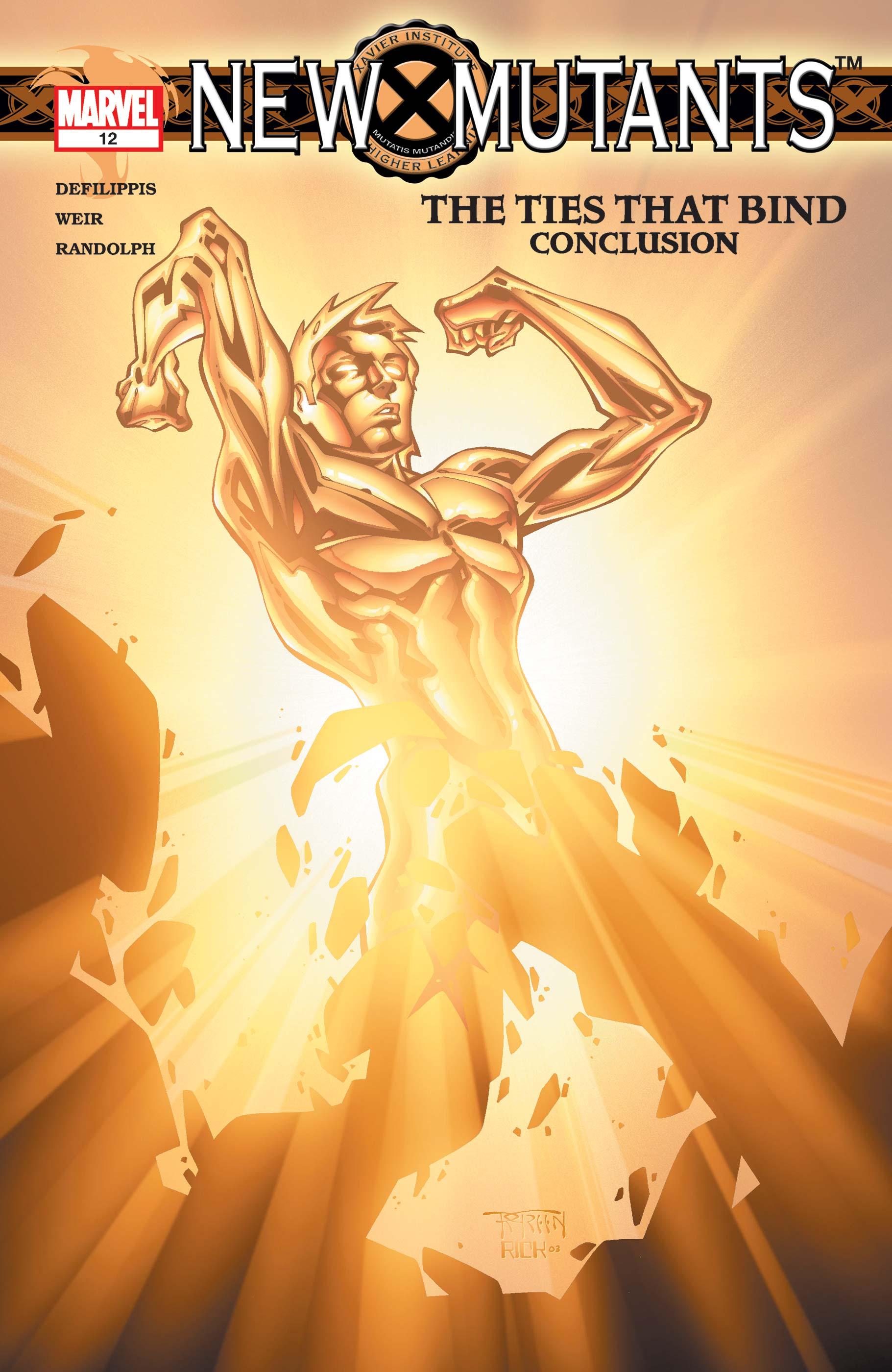 New Mutants (2003) #12