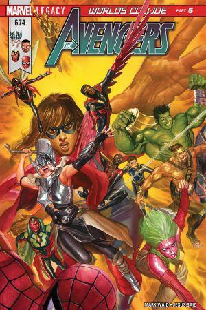 Avengers (2016) #674