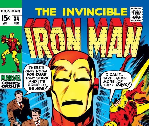 Iron Man (1968) #34