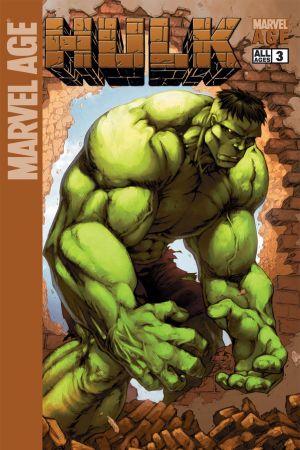 Marvel Age Hulk #3