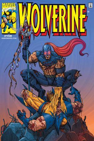 Wolverine #158