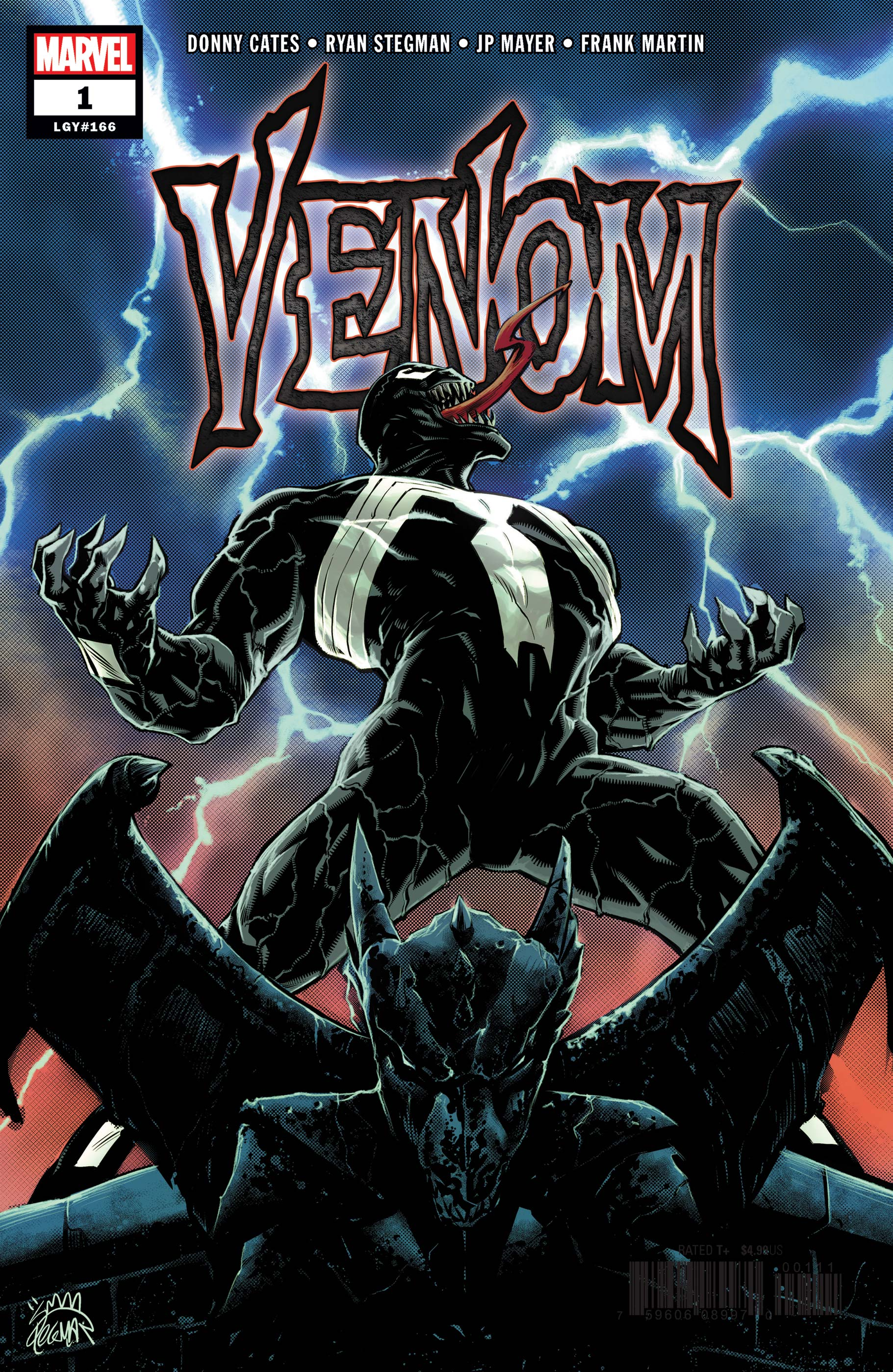Venom (2018) #1