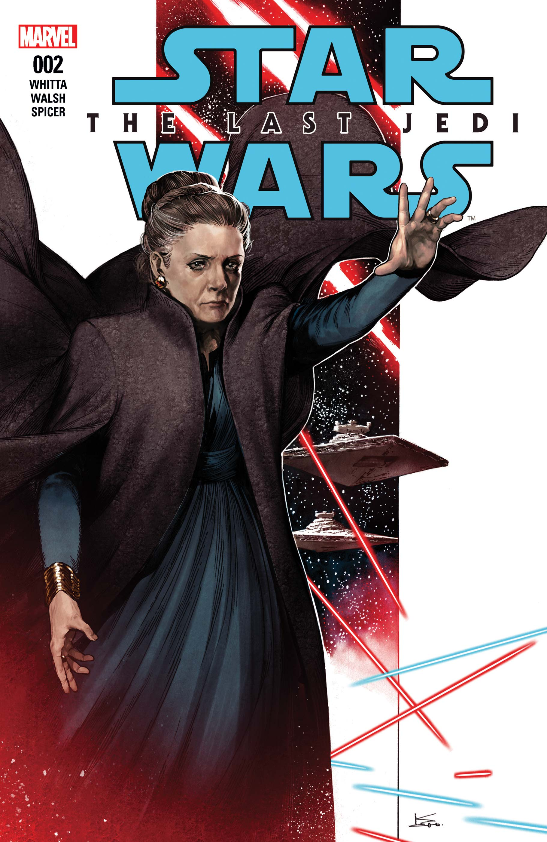 Star Wars: The Last Jedi Adaptation (2018) #2