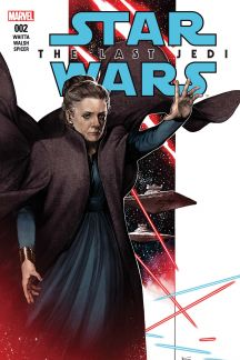 Star Wars: The Last Jedi Adaptation #2