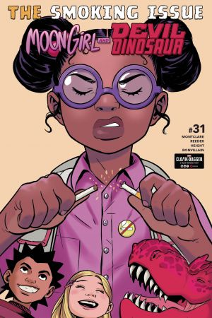 Moon Girl and Devil Dinosaur (2015) #31