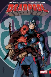 Deadpool: World's Greatest Vol. 4 (Hardcover)