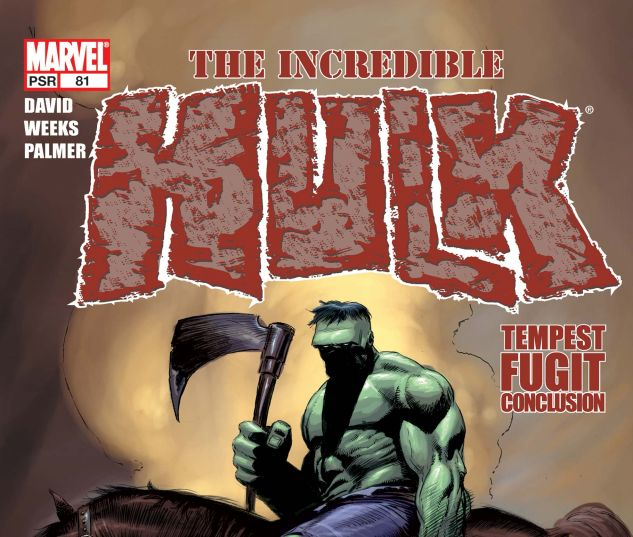 INCREDIBLE HULK (1999) #81