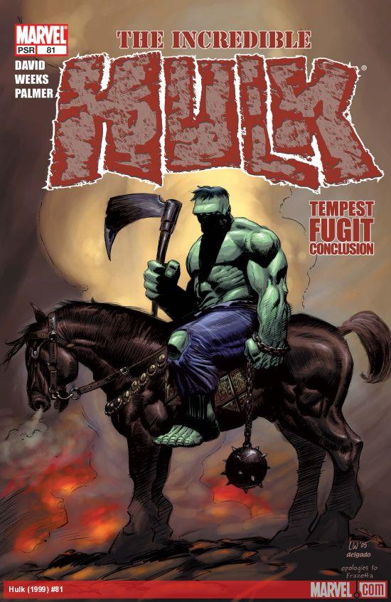 Hulk (1999) #81