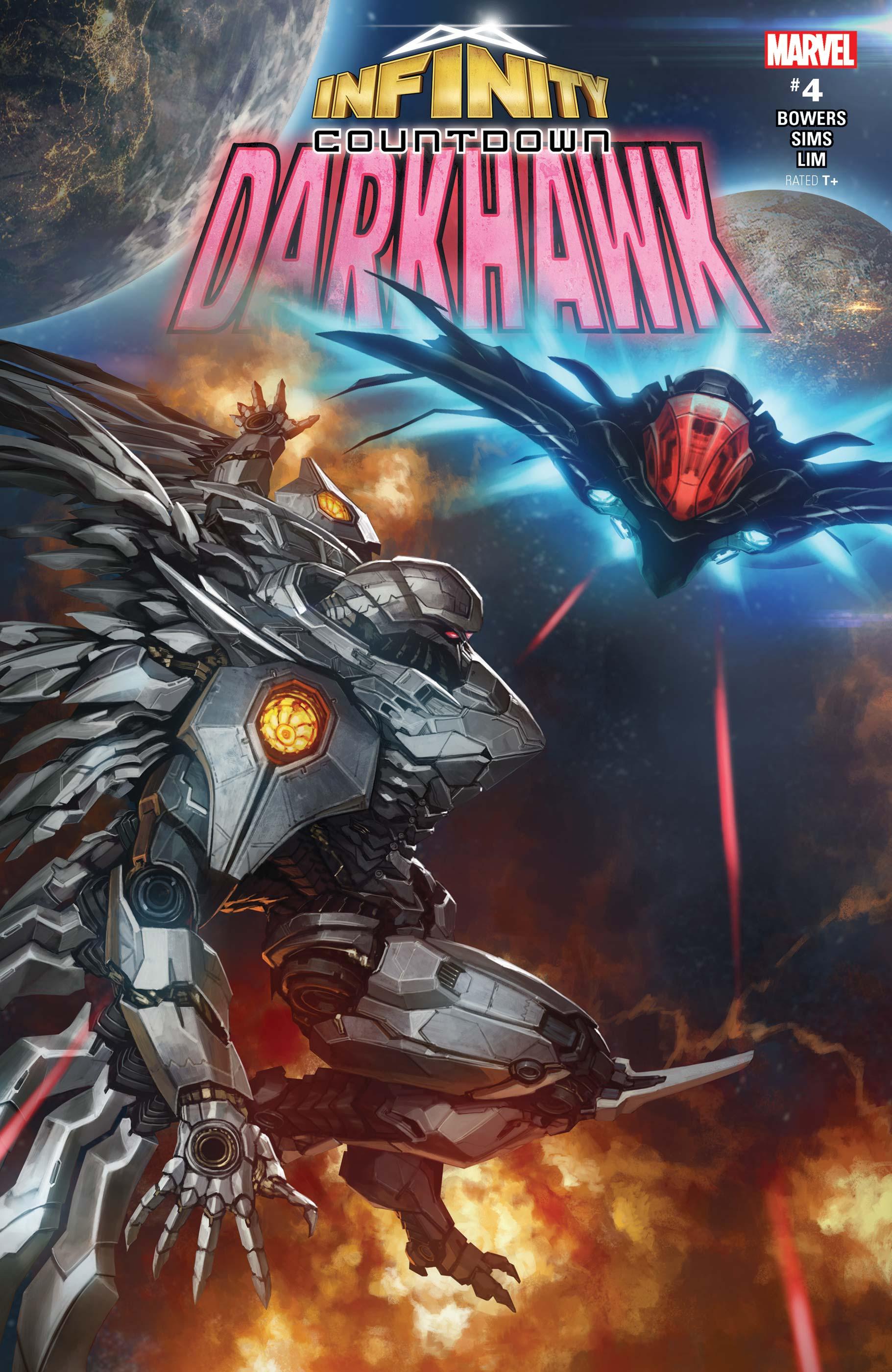 Infinity Countdown: Darkhawk (2018) #4