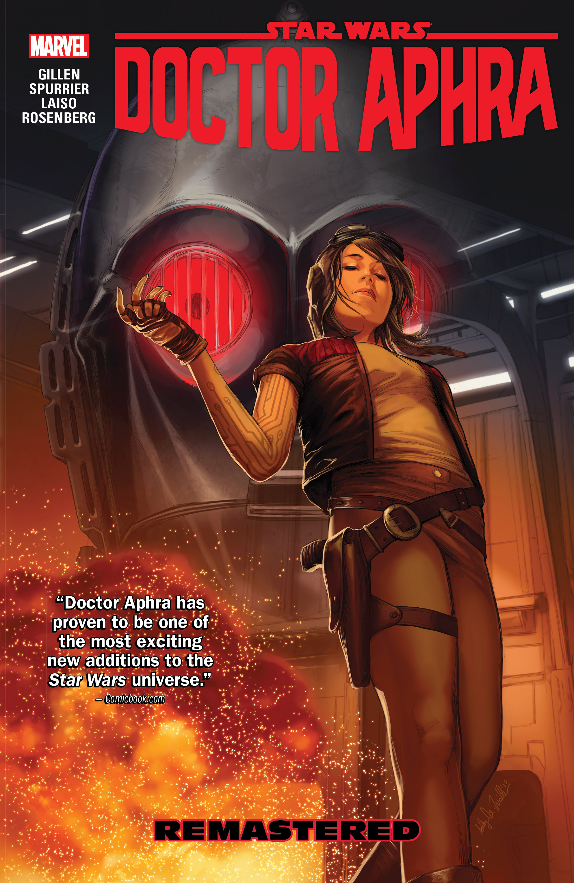 Star Wars: Doctor Aphra Vol. 3: Remastered (Trade Paperback)