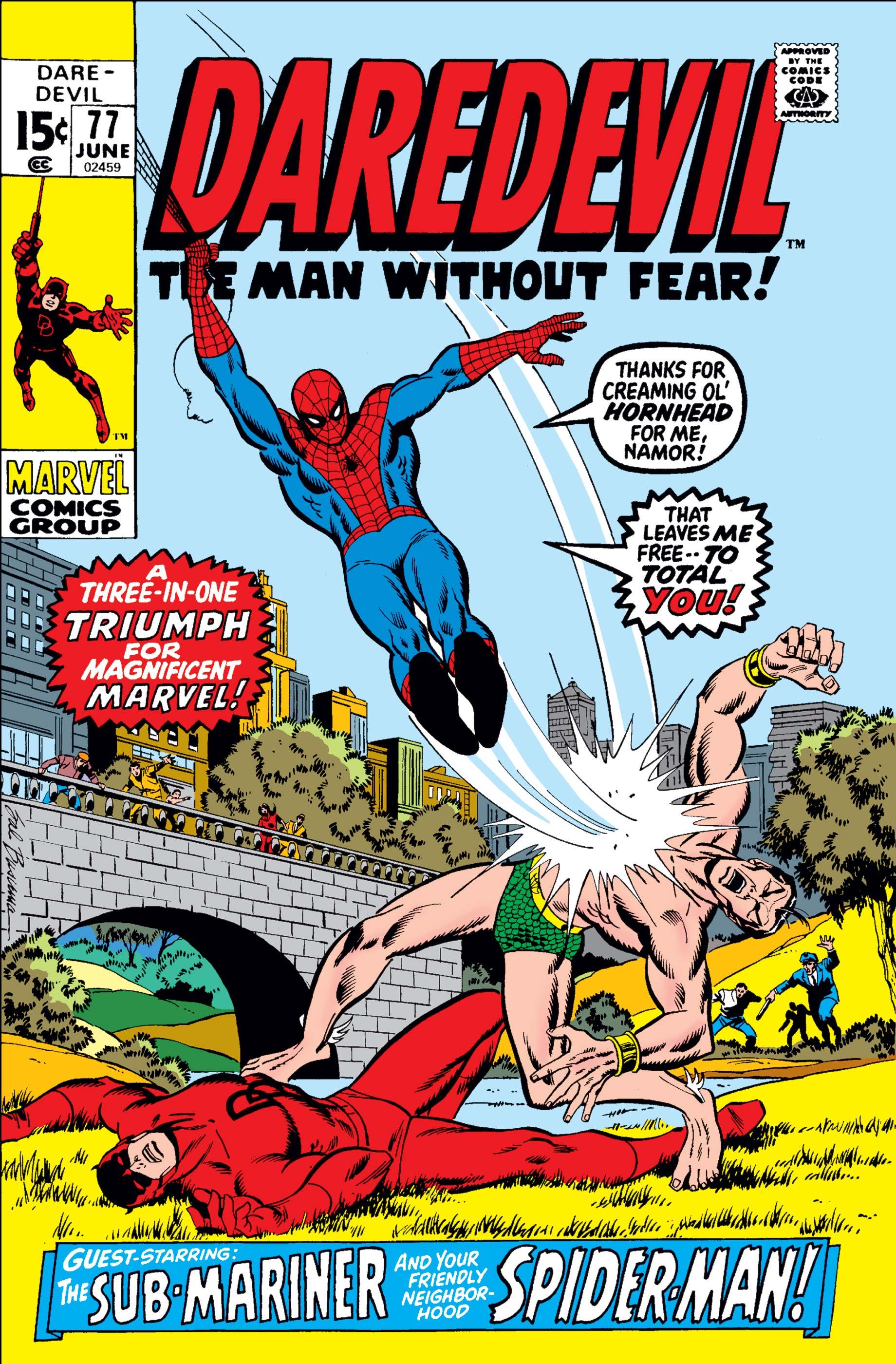Daredevil (1964) #77