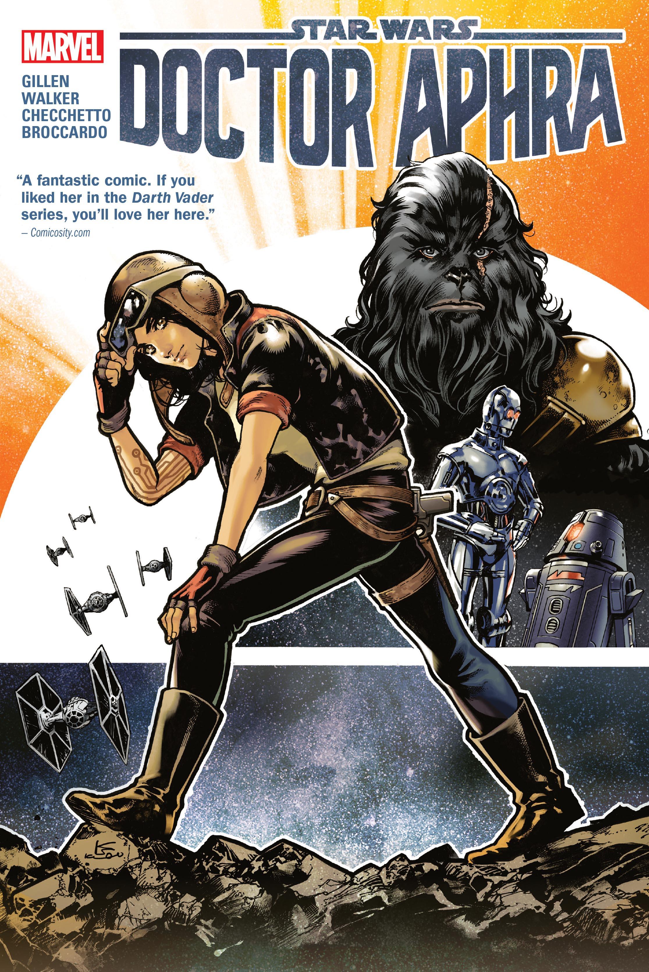 Star Wars: Doctor Aphra Vol. 1 (Hardcover)