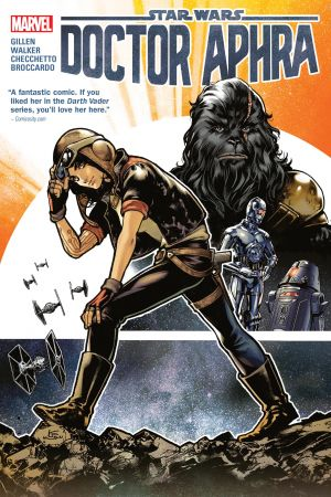 Star Wars: Doctor Aphra Vol. 1 (Hardcover)