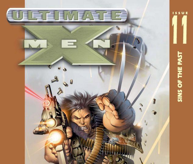 ULTIMATE X-MEN (2000) #11