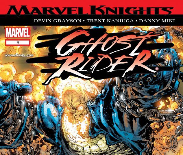 Ghost Rider (2001) #4