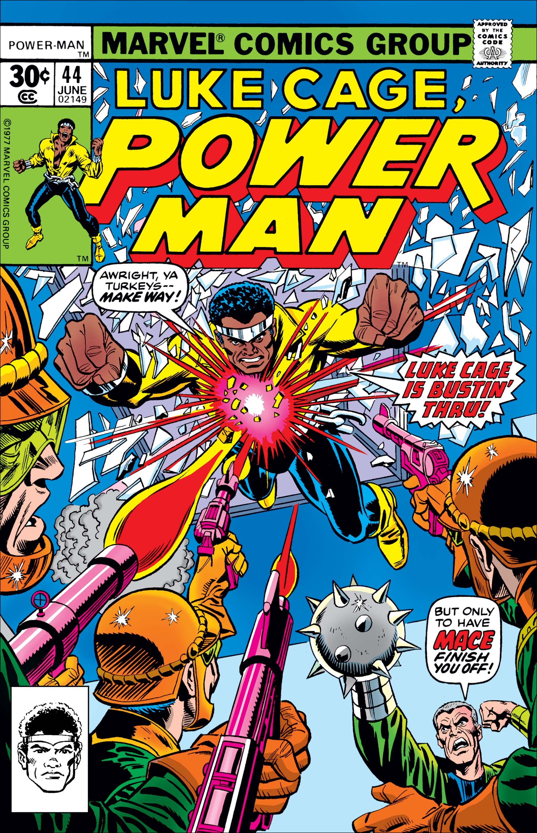 Power Man (1974) #44