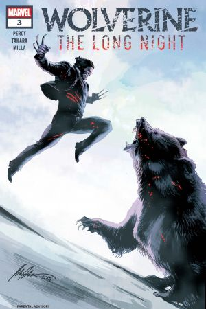 Wolverine: The Long Night Adaptation #3
