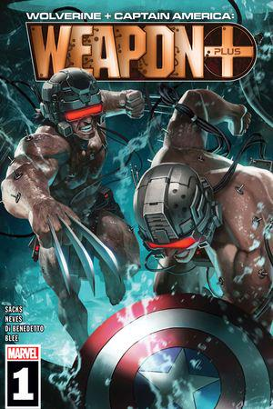 Wolverine & Captain America: Weapon Plus #1