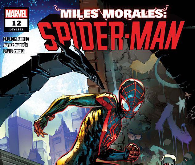Miles Morales: Spider-Man #12