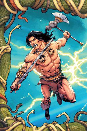 Conan: Serpent War #1  (Variant)