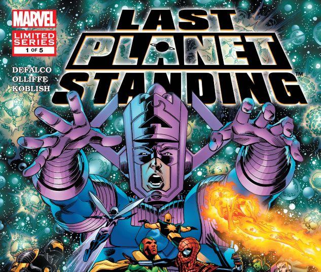 LAST PLANET STANDING (2006) #1