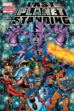 Last Planet Standing #1