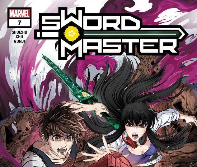 Sword Master #7