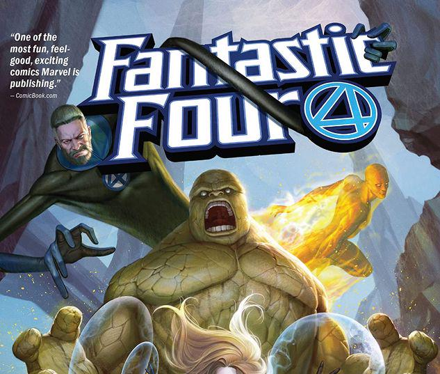 Fantastic Four by Dan Slott Vol. 1 #0