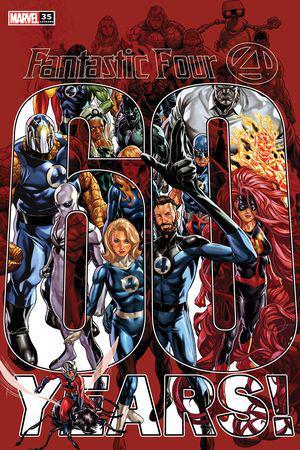 Fantastic Four #35