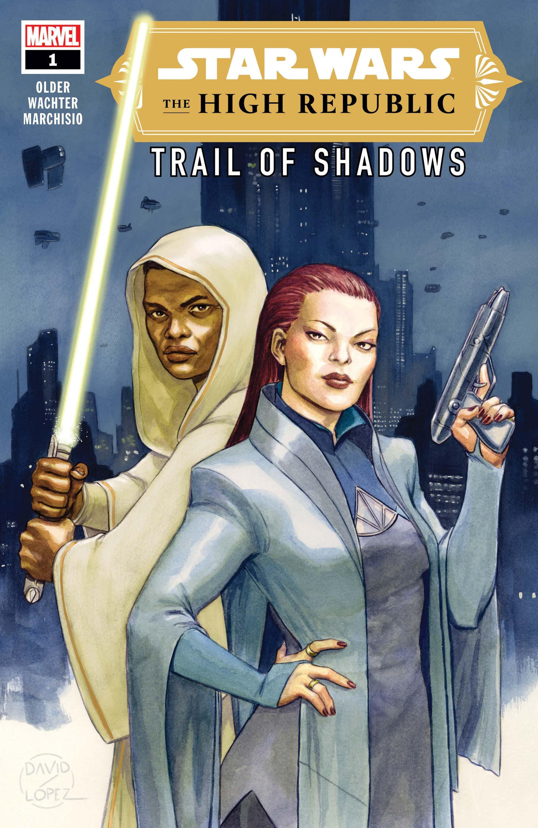 Star Wars: The High Republic - Trail of Shadows (2021) #1