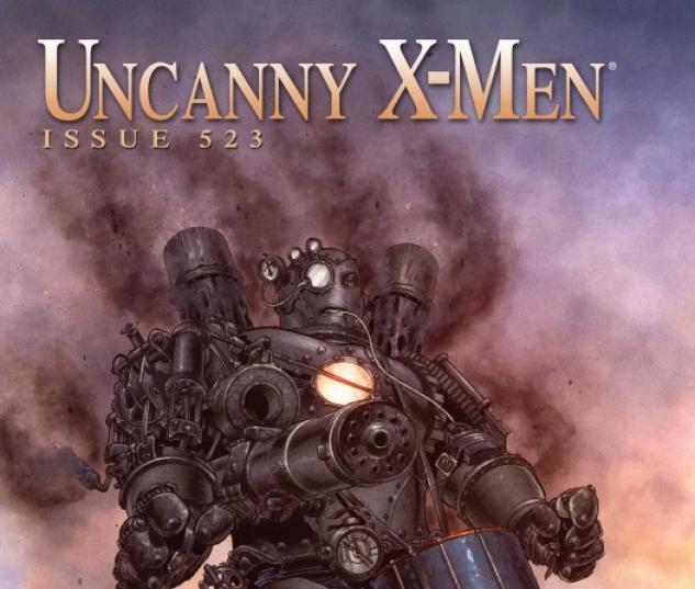 Uncanny X-Men (1963) #523 (IRON MAN BY DESIGN VARIANT)